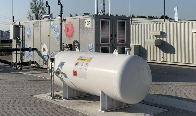 Nedmag test gebruik waterstof door industrie