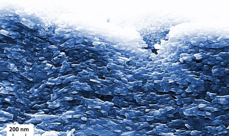 Coating beschermt metaal tegen waterstof