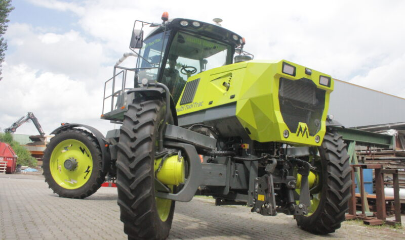 Robotisering agritech in stroomversnelling