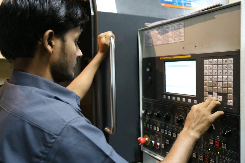Groot tekort aan machinemonteurs