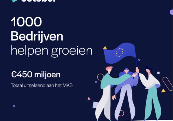 Mkb-financieringsplatform financiert 1000 bedrijven