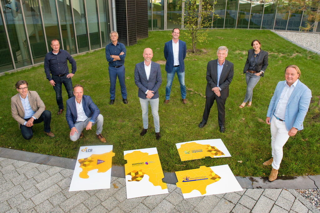 Samenwerkingsovereenkomst voor innovatie in de logistiek