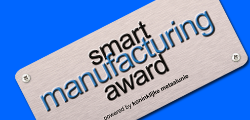 Jury Metaalunie Smart Manufacturing Award bekend gemaakt