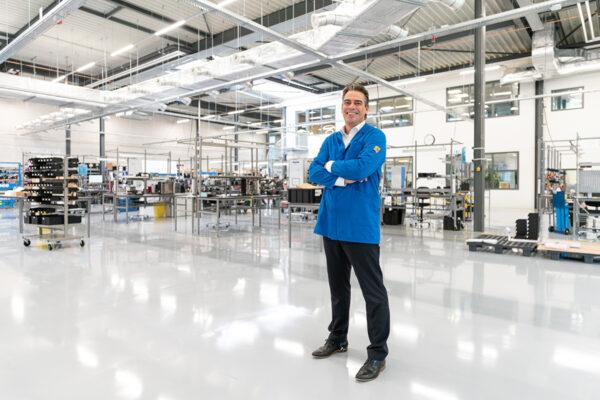 Sioux schaalt productiecapaciteiten op met nieuwe assemblagehal