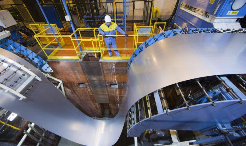 Overname Tata Steel IJmuiden door SSAB?