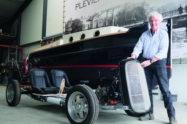 Roadster van Nederlands ontwerp