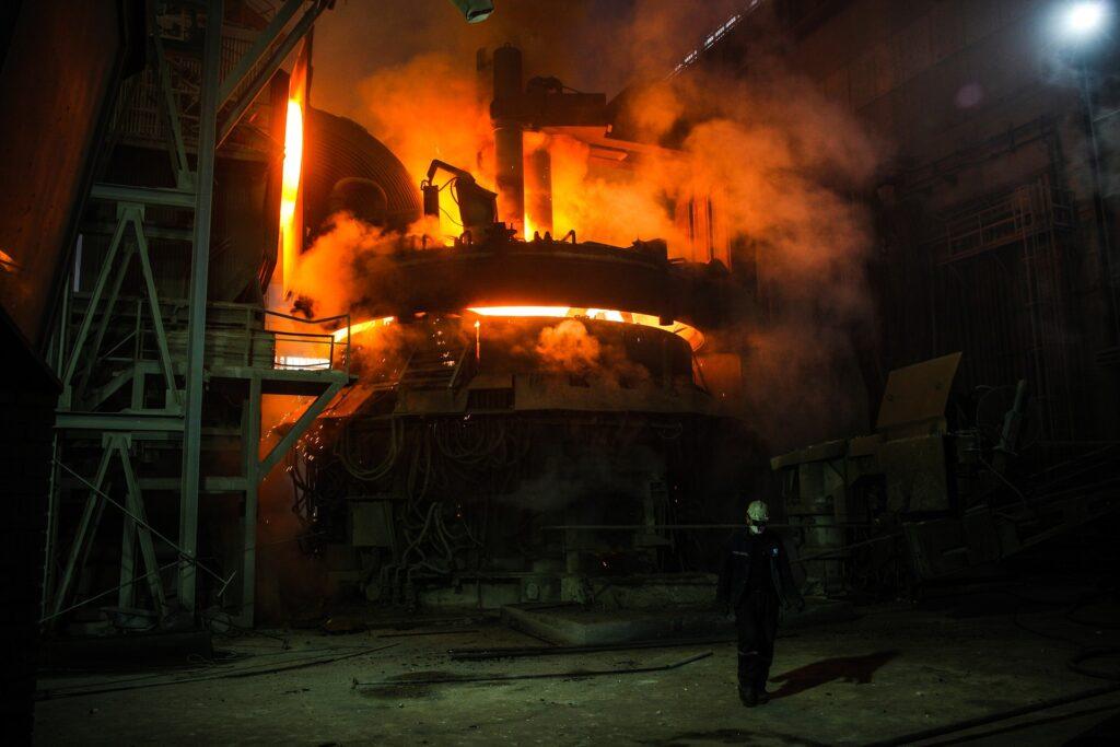Tumult bij de staalprijzen èn in de sector
