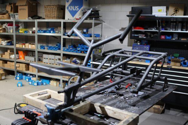 Vierwielermaker mikt ook op Belgische industrie