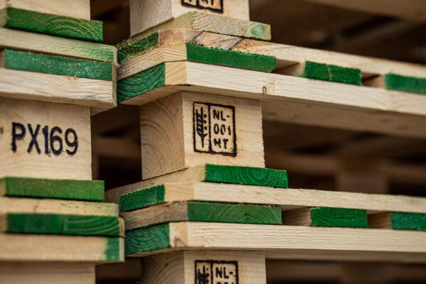 Faber Halbertsma compleet over van productie naar verhuur pallets
