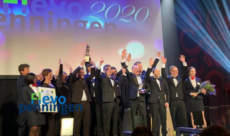 Nominatie Suplacon voor ondernemingsprijs Zwolle