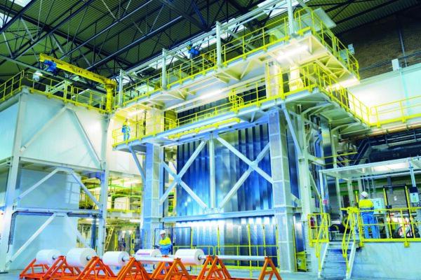 Nieuwe productielijnen voor Tata Steel