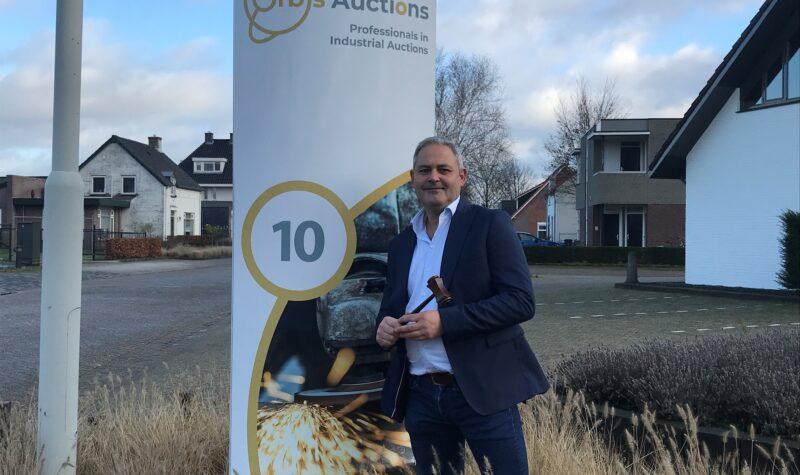 Nieuwe mede-eigenaar voor Orbis Auctions