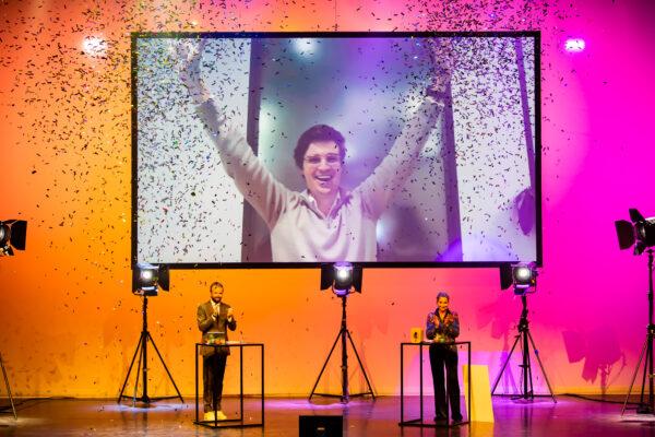 Slaaprobot wint KVK Innovatie Top 100