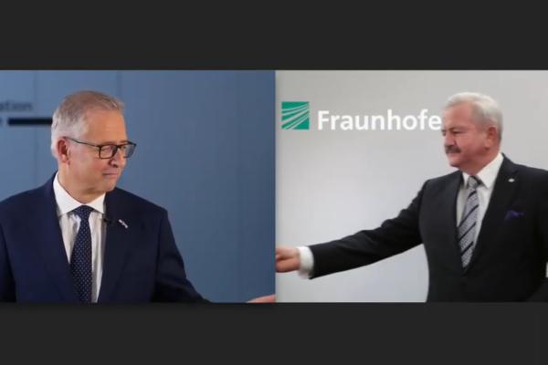 TNO en Fraunhofer intensiveren samenwerking