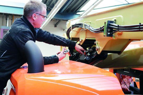 Goed klantensysteem meerwaarde voor Holland Machinery