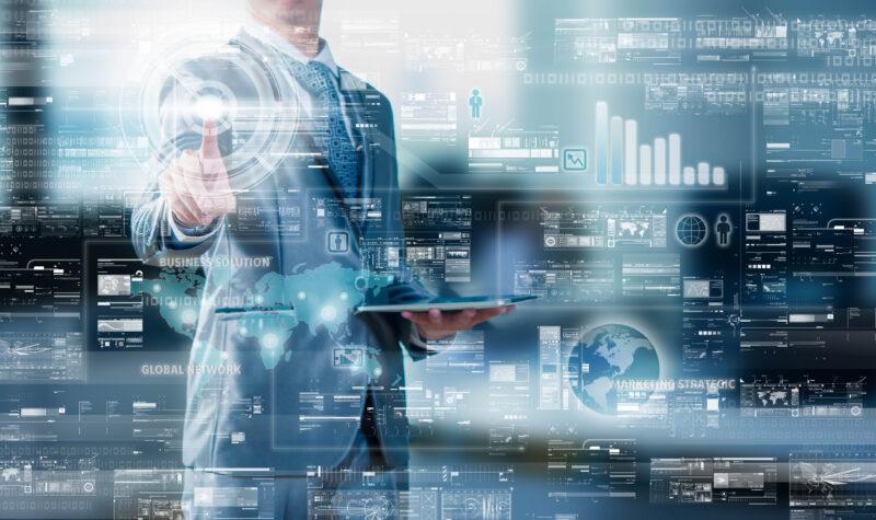 Industrie staat positief tegenover digitale toekomst