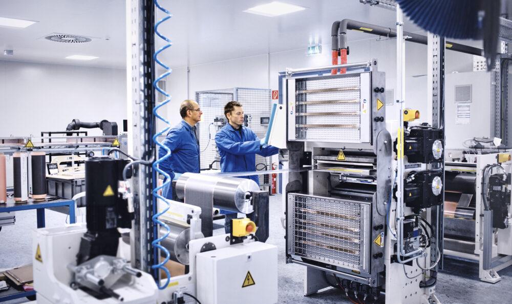 Duitse machinebouwers zien licht aan het einde van de tunnel