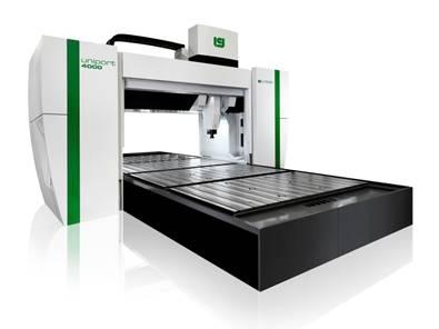Ook horizontaal bewerken mogelijk op vernieuwde UNIPORT4000-portaalmachine