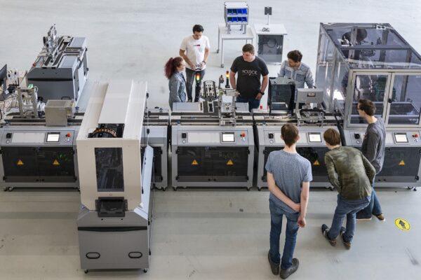 Is de volledig geautomatiseerde fabriek de toekomst?