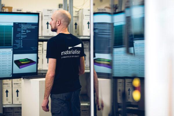Materialise verwerft optie om Link3D te kopen