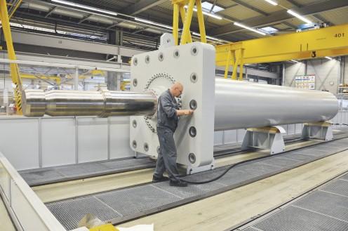 Projectactiviteiten Bosch Rexroth in de verkoop