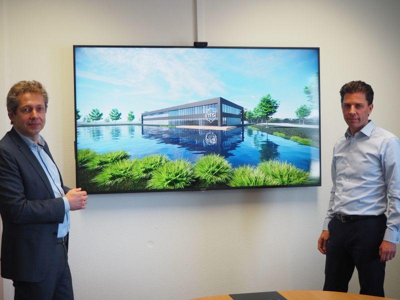 NTS bouwt 'Fabriek van de toekomst'