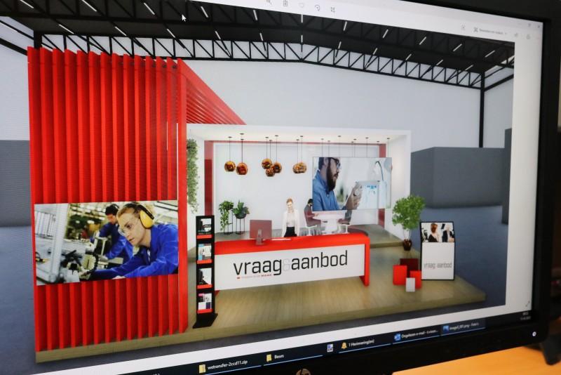 Tweede editie virtuele beurs Midden in de maak