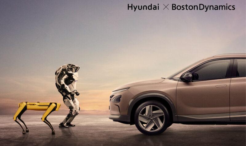 Boston Dynamics overgenomen door Hyundai Motor Group