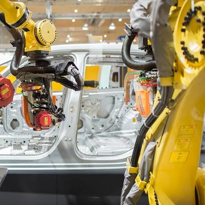 Fanuc ontvangt order voor 500 robots voor Ford