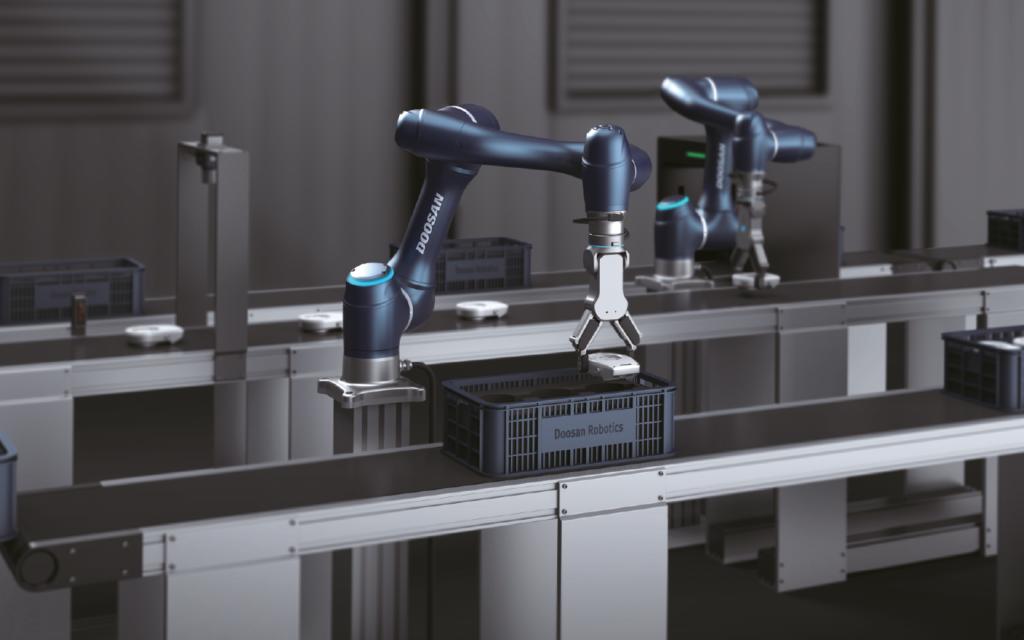Groeikapitaal voor Olmia Robotics