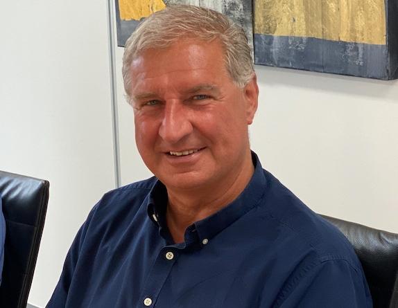 Hank Oude Reimer vice-president Europese vereniging machine-importeurs