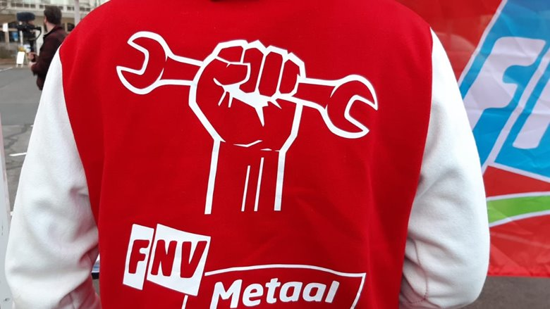 Intimidatie om metaalmedewerkers te weerhouden van staken