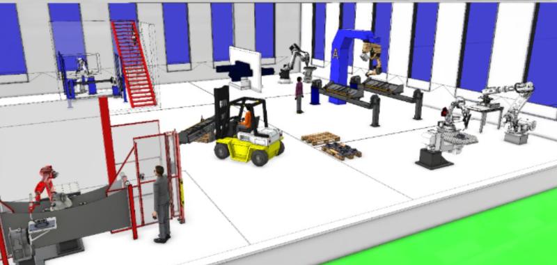 Technohub Smart Welding Factory van start