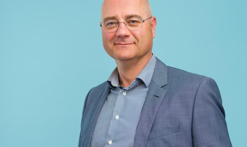 Harold de Graaf is per 1 september 2021 de nieuwe algemeen directeur van de NRK.
