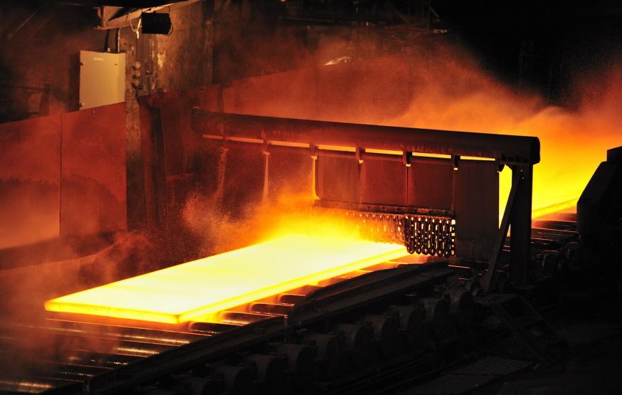 Tweerijige tonlagers besparen staalfabriek zeventigduizend euro