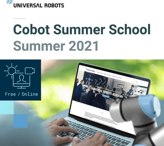 Universal Robots introduceert Cobot Summer School 2021