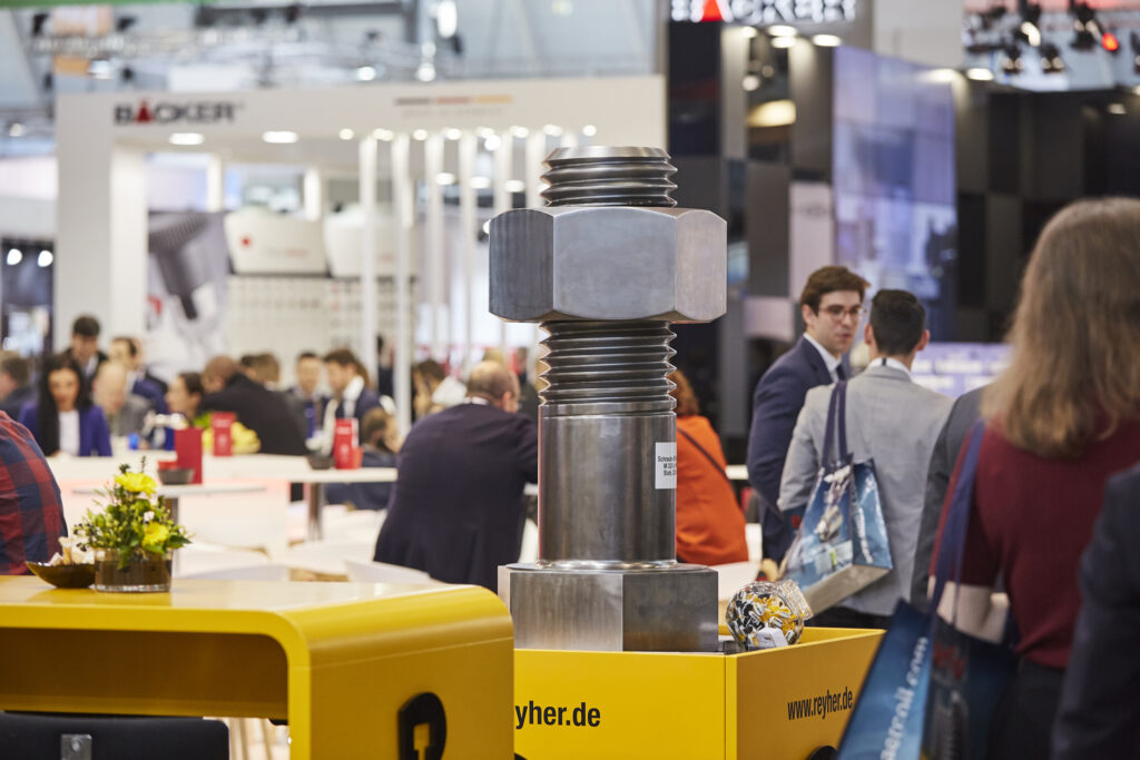 Fastener Fair Stuttgart uitgesteld
