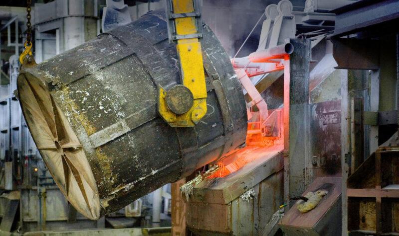 Recordprijs aluminium lijkt een blijvertje