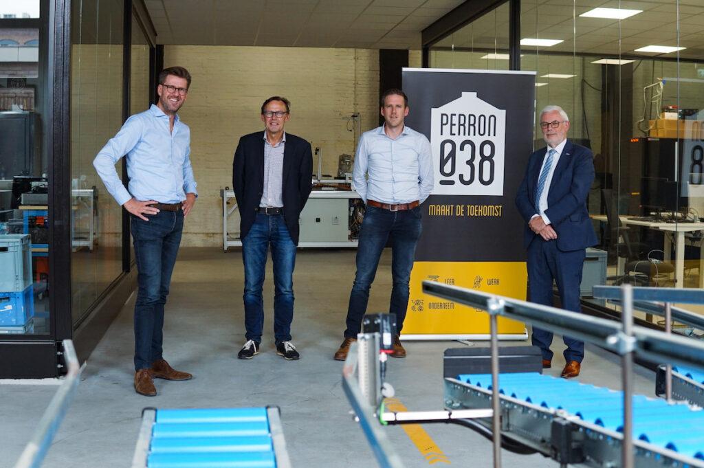 Robertpack en Perron038 willen nieuwe technologieën toepasbaar maken