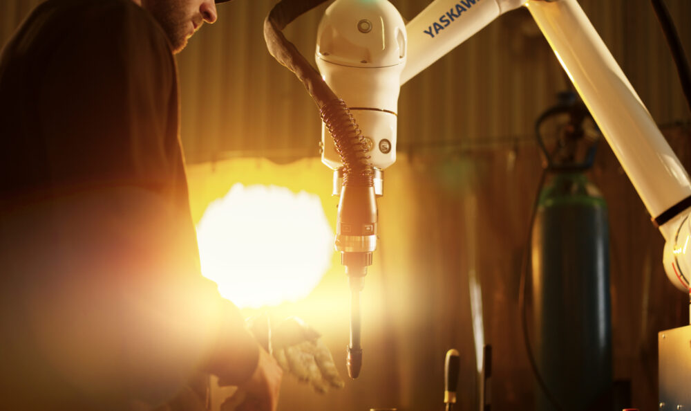 Productieprocessen optimaliseren met industriële robots