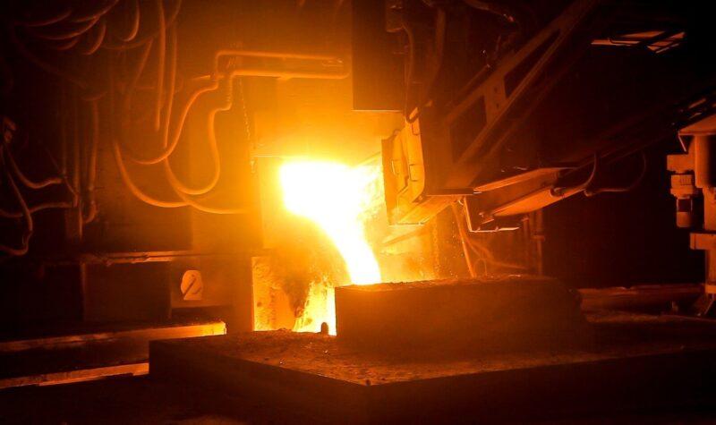 Dalende staalprijzen en groeiende import