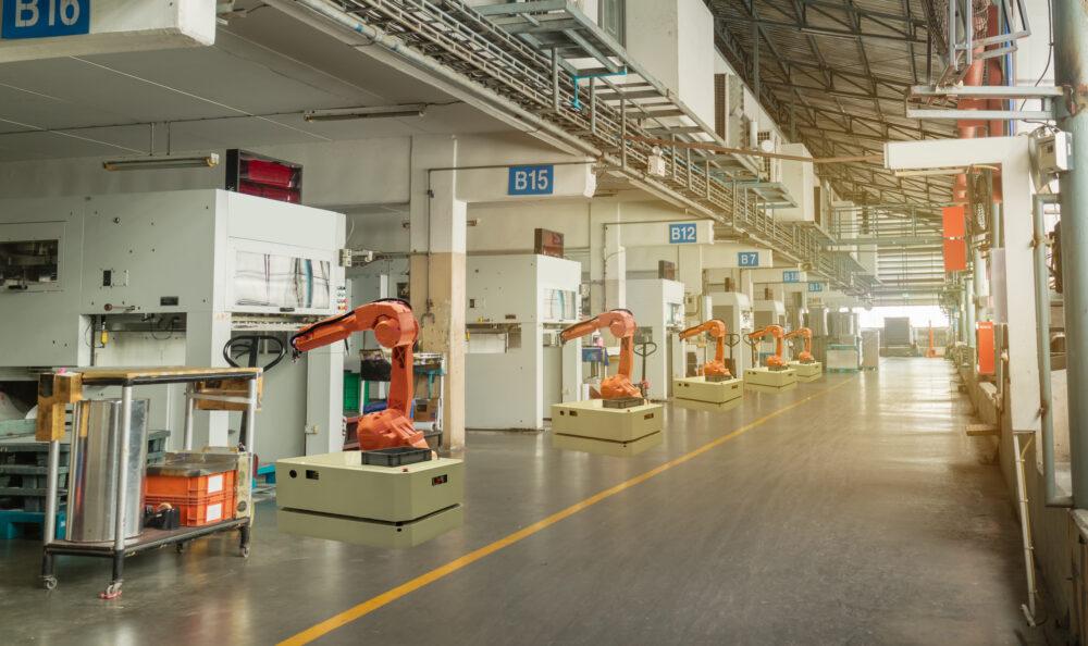 1 op 10 industriële bedrijven gebruikt AI