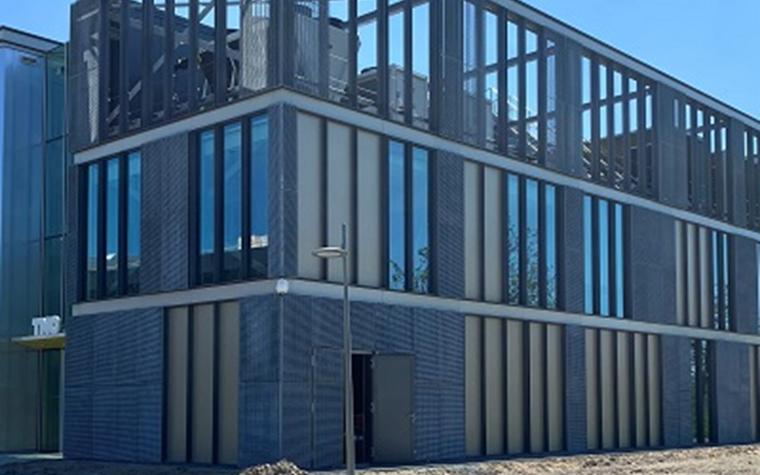 Bouwinnovatie lab geopend op TU Delft Campus