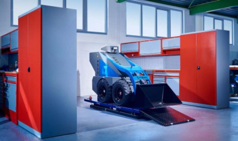 ELEO gaat batterijensystemen leveren voor emissievrije mini loader