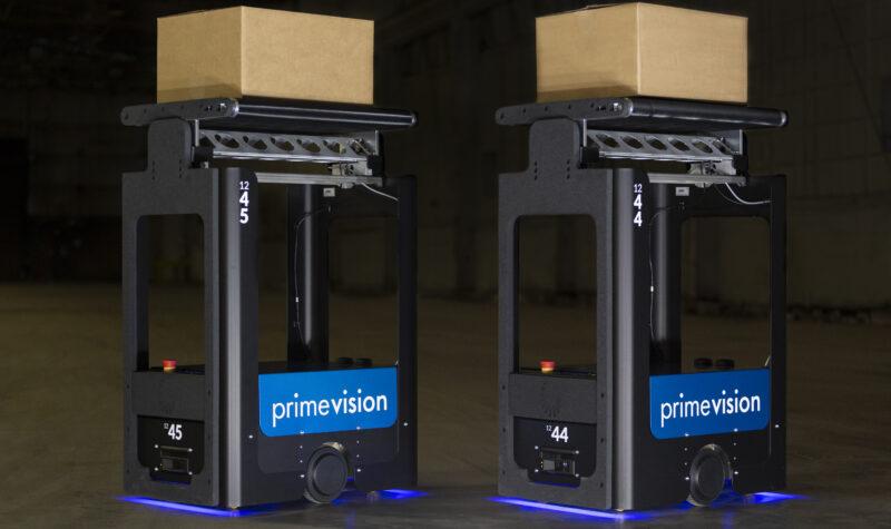 Prime Vision en VDL Groep brengen sorteerrobots naar de Verenigde Staten