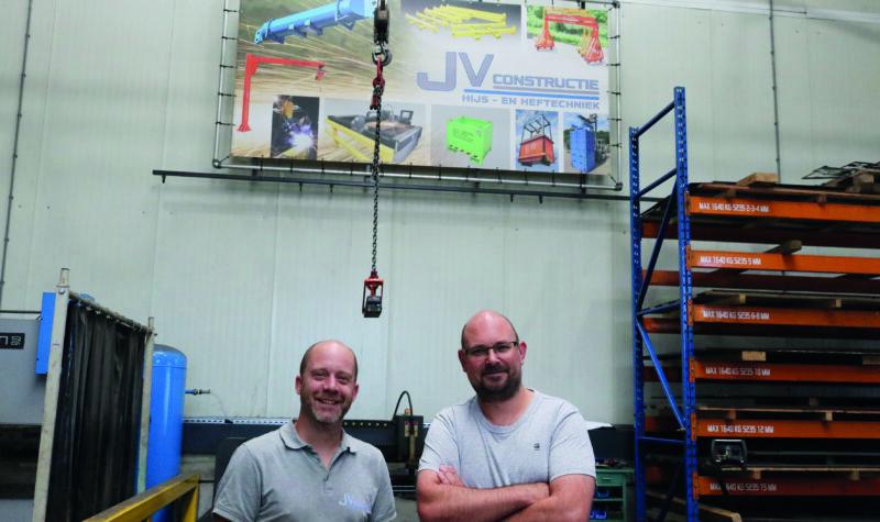 Torza ERP bespaart JV constructie vele uren