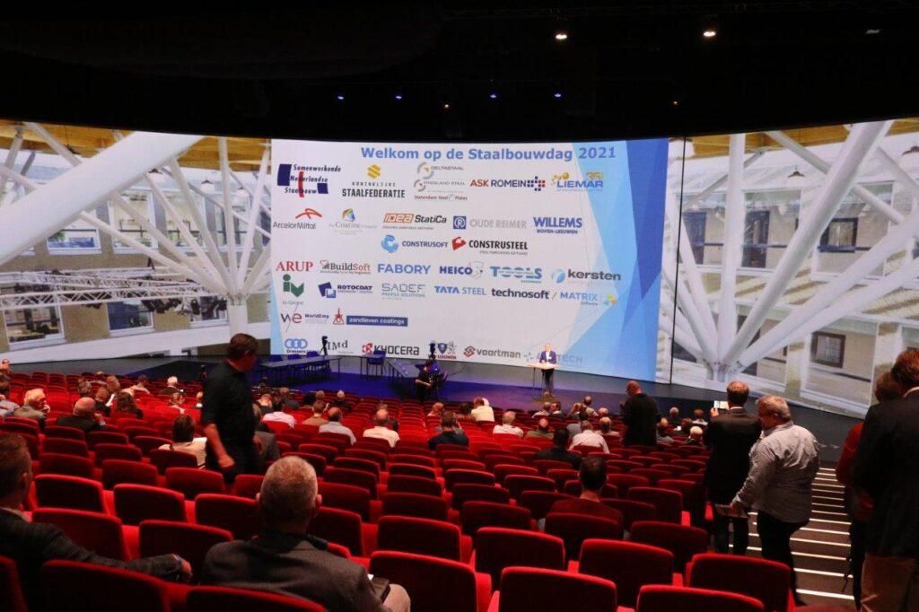 Duurzame Nationale Staalbouwdag 2021
