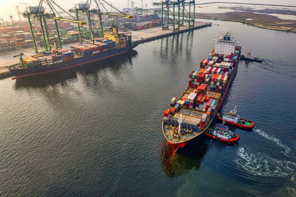 Export groeit met vijf procent in augustus